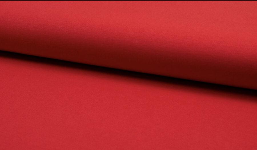 Klasiski sarkans - bambusa trikotāža