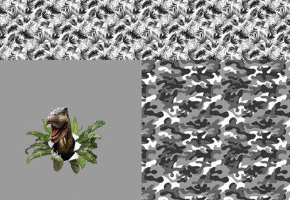 Dinozaura - panelis