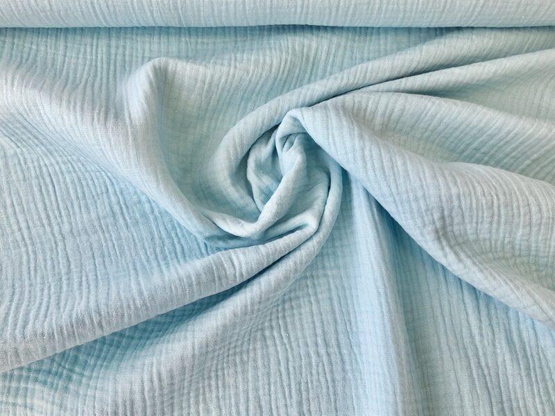 Muslins - gaiši zils