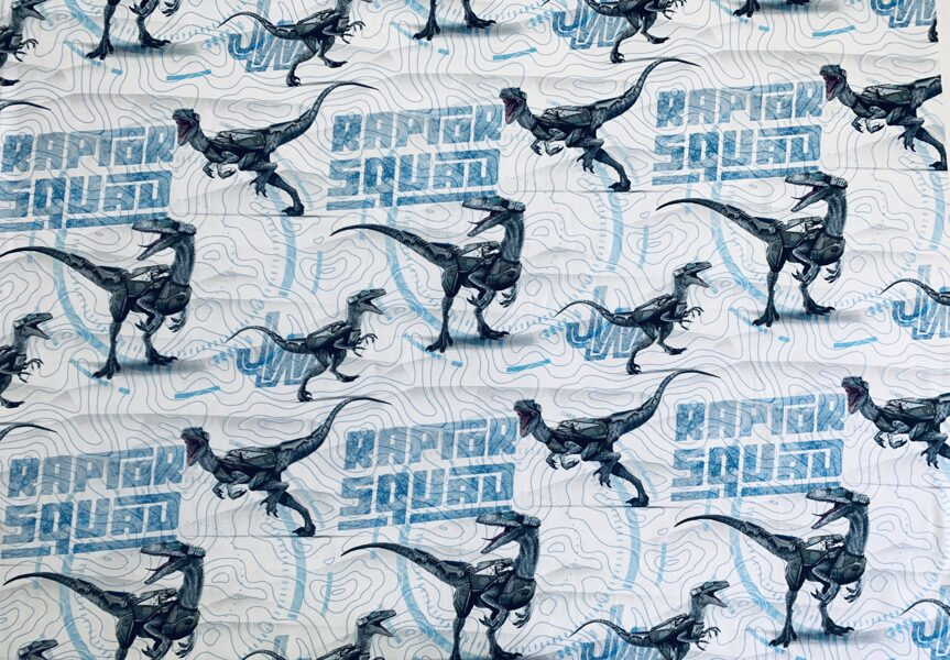 Jurassic World - raptor squad