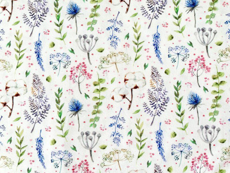 Smalkie pļavu ziediņi