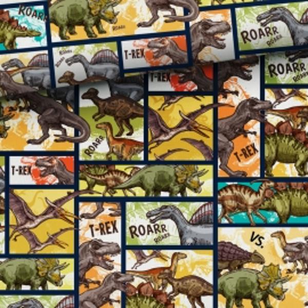 Dinozauri rāmjos