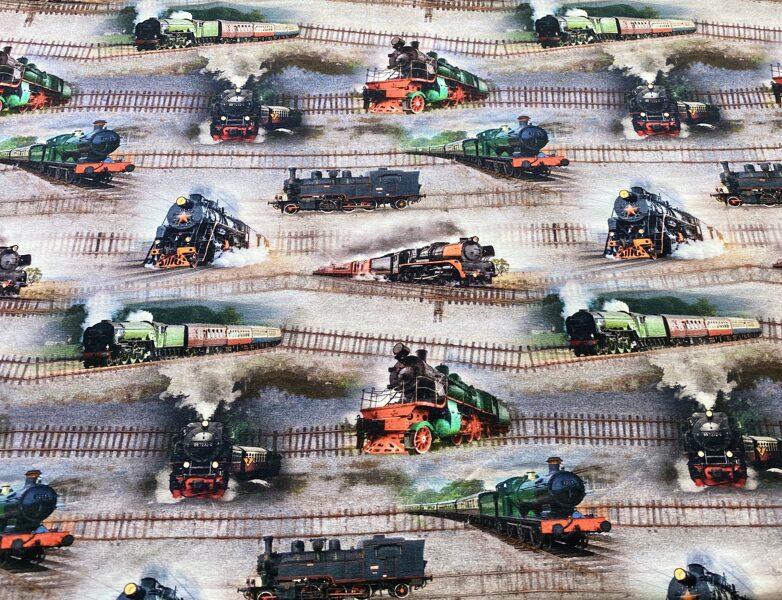 Vēsturiskie vilcieni