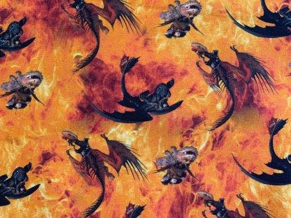 Pūķi ugunī (How to train your dragon)
