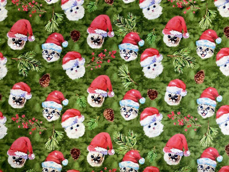 Ziemassvētku kaķi