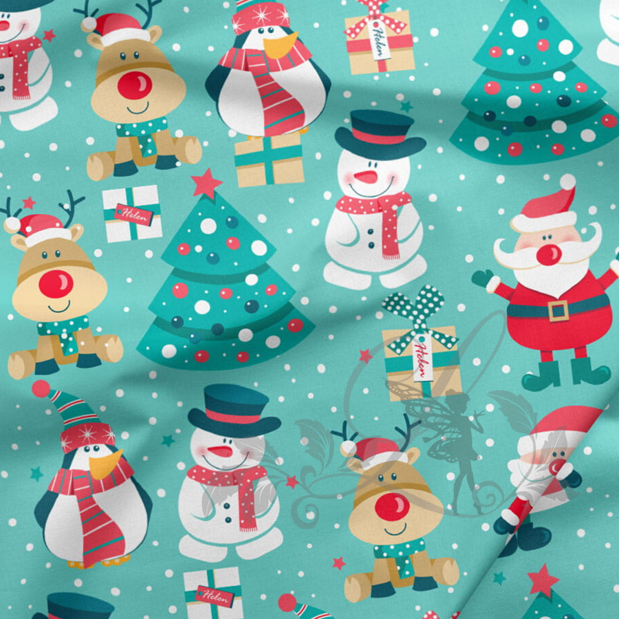 Ziemassvētki mežā