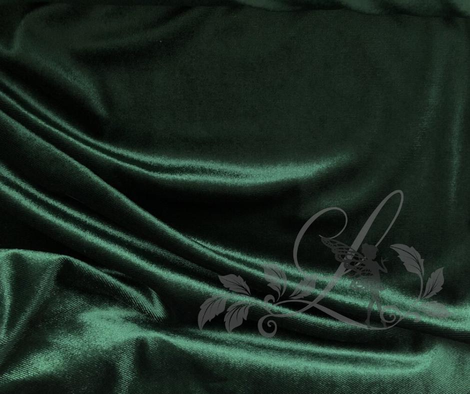 Smaragdzaļš - gludais samts